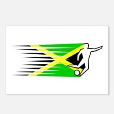 Football - Jamaica Postcards (Package of 8)