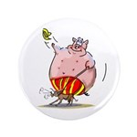 "RoDeO PiG 3.5"" Button (100 pack)"