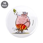 "RoDeO PiG 3.5"" Button (10 pack)"