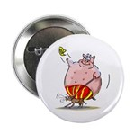 "RoDeO PiG 2.25"" Button (100 pack)"
