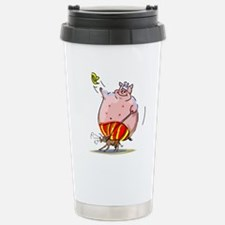 RoDeO PiG Stainless Steel Travel Mug