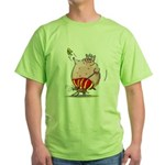 RoDeO PiG Green T-Shirt