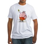 RoDeO PiG Fitted T-Shirt