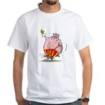 RoDeO PiG White T-Shirt