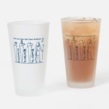 Old Time Religion Pint Glass