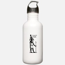 Old Time Religion Water Bottle