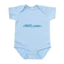 Naval Station Great Lakes Infant Bodysuit