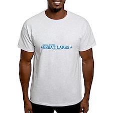Naval Station Great Lakes T-Shirt