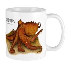 East Pacific Octopus Mug