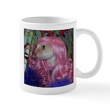 Cornish Rex in Kitty Wig Mug