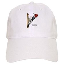 Red-Headed Woodpecker Baseball Cap