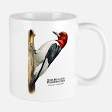 Red-Headed Woodpecker Mug