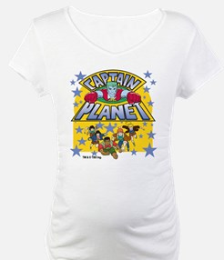 Captain Planet and Planeteers Shirt