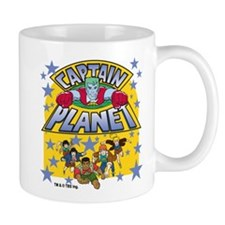 Captain Planet and Planeteers Mug