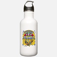 Captain Planet and Planeteers Water Bottle