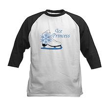 Ice Princess Blue Skate Tee