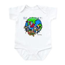 Captain Planet GO PLANET Infant Bodysuit