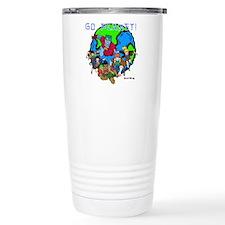 Captain Planet GO PLANET Travel Mug