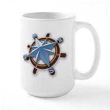 Dream Navigators Wheel Mug