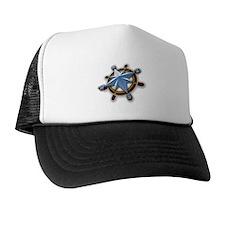 Dream Navigators Wheel Trucker Hat