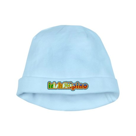 IrishFilipino baby hat