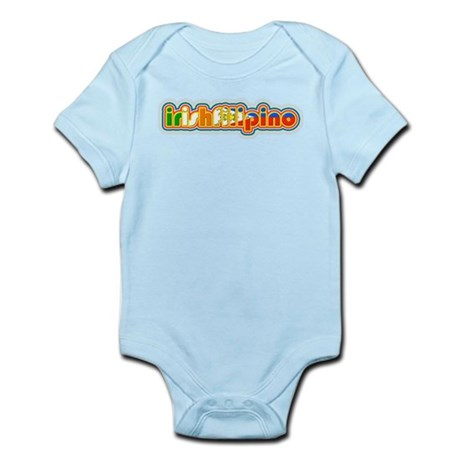 IrishFilipino Infant Bodysuit