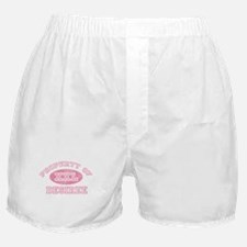 Property of Desiree Boxer Shorts
