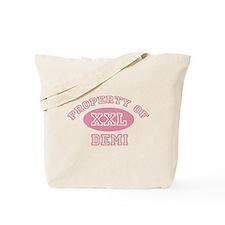 Property of Demi Tote Bag