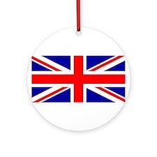 Great Britian ornament