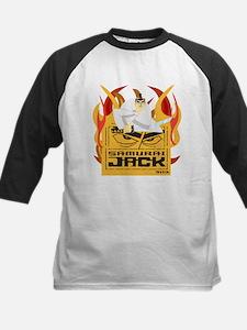 Samurai Jack Flames Tee