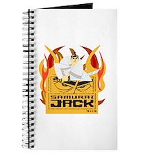 Samurai Jack Flames Journal