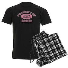Property of Dania Pajamas