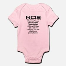 NCIS Characters Infant Bodysuit
