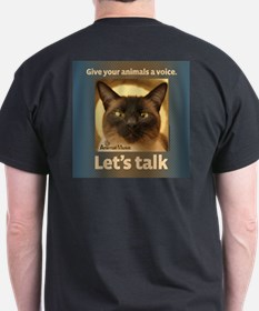 Cute Seal point siamese T-Shirt