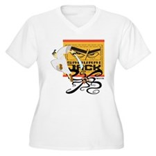 Samurai Jack Fights Aku T-Shirt