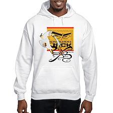 Samurai Jack Fights Aku Hooded Sweatshirt