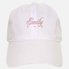 Emily and the rosebuds Baseball Baseball Cap