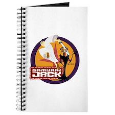 Samurai Jack With Aku Journal