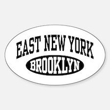 East New York Brooklyn Decal