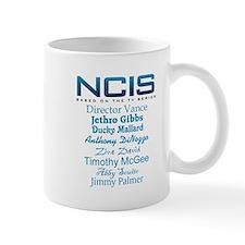 NCIS Characters Mug