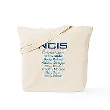 NCIS Characters Tote Bag