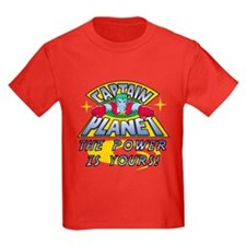 Captain Planet Power T