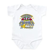 Captain Planet Power Infant Bodysuit
