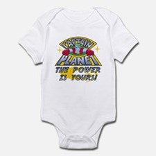 Captain Planet Power Infant Bodysuit