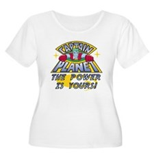 Captain Planet Power T-Shirt