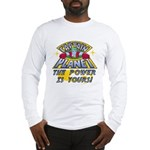 Captain Planet Power Long Sleeve T-Shirt