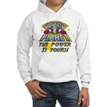 Captain Planet Power Hooded Sweatshirt