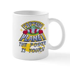 Captain Planet Power Mug