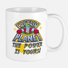 Captain Planet Power Mug