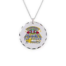 Captain Planet Power Necklace